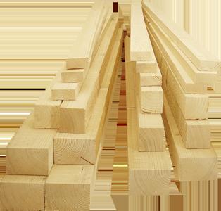 Склад за дървен материал в град Плевен