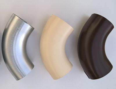 Кривка кръгла 75 инча за водосточни тръби